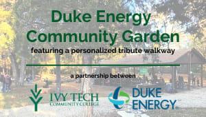 Sellersburg - Duke Energy Community Garden