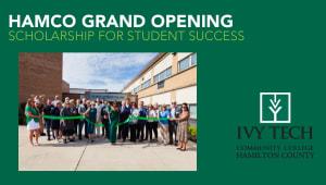 HamCo Grand Opening Student Scholarship