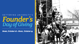 Founder's Day of Giving 2018