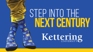 Step Into the Next Century with Kettering