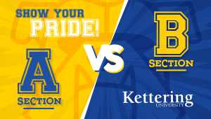 Kettering Students - Prove That Your Section is Awesome or Better