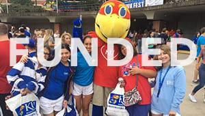 Help Sustain KU TPE - An Inclusive Jayhawk Flock