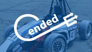 2018 Formula SAE Team Project
