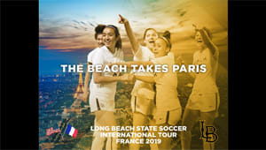 Long Beach State Women's Soccer Foreign Tour