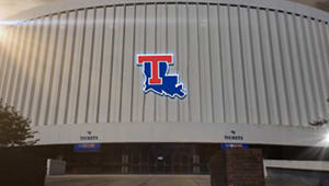 Thomas Assembly Center Signage