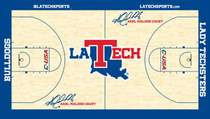 Thomas Assembly Center Court Redesign