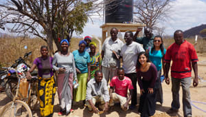 MIT Engineers Without Borders: Mkutani Solar Trip