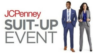 JCPenny Suit Up Event