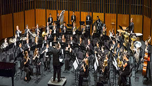 MSU Wind Symphony - 2019 CBDNA National Conference