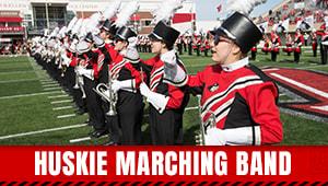 NIU Marching Band—Drumline Campaign