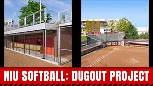 NIU Softball - Dugout Project