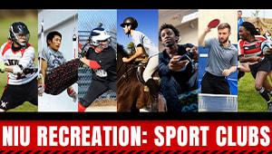 NIU Recreation Sport Clubs
