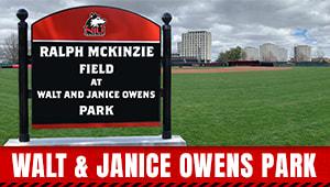 Walt & Janice Owens Park - NIU Baseball
