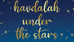 Havdalah Under the Stars