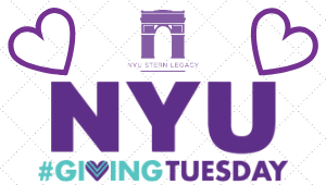 Stern Legacy x Giving Tuesday
