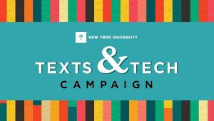 Texts & Tech Campaign