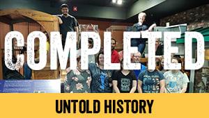 Untold History