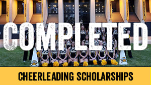 The Force Behind the Norse: Cheerleading Scholarships