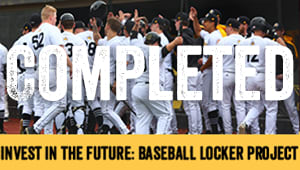 Invest in the Future: Baseball Locker Project