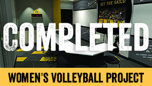Women's Volleyball Project: Funding the Transformation