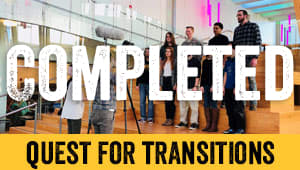Quest for Transitions