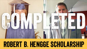 Robert B. Hengge Memorial Scholarship