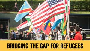 Bridging the Gap for Refugees