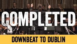 Downbeat to Dublin