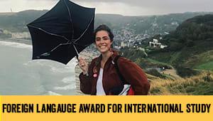 Foreign Language Award for International Study
