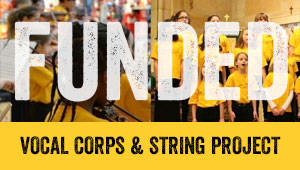 Corps Project: Funding NKU Vocal Corps and String Project