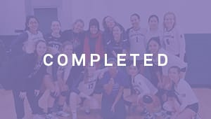 Home Tournament (Women's Club Volleyball)