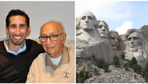 My Promise to Papa - Run Mount Rushmore for Alzheimer's Research