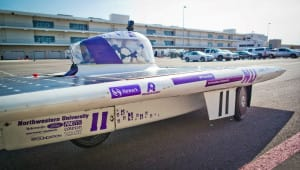 NUsolar - The Northwestern Solar Car Team