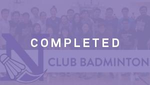 NU Badminton Tournaments (NU Badminton Club)