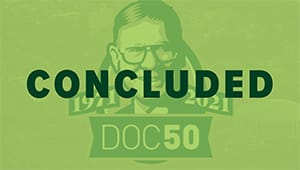 Celebrating Doc's 50 Years In The Classroom