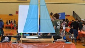Olin Robotic Sailing: Enterprise Build