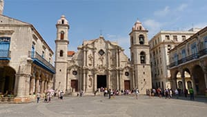 WMI trip to Cuba