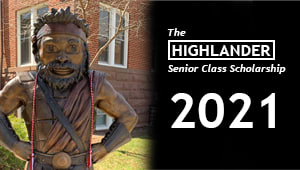 The Highlander Senior Class Scholarship 2021