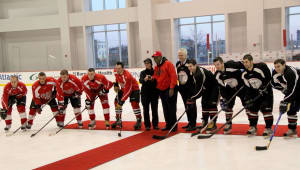 NJMS vs. RSDM 7th Annual Charity Hockey Game