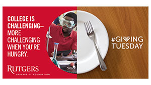 Stop Student Hunger at Rutgers University