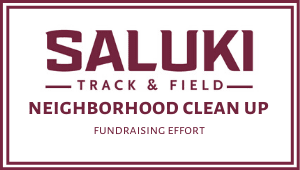 Saluki Track + Field - Give Back