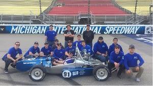 Parks Racing - Formula SAE