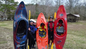 White Water Kayaking Club