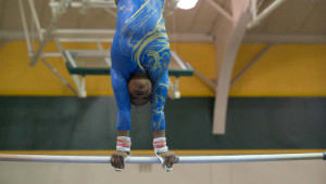 San Jose State Gymnastics 5 for 5