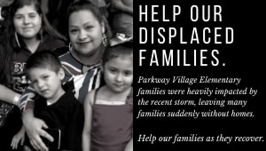 Help Our Displaced Families at Parkway Village Elementary