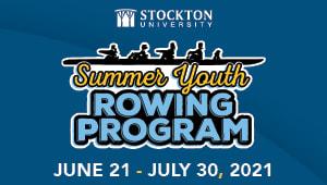 Stockton University Summer Youth Rowing Program