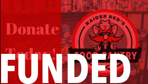 Raider Red's Food Pantry