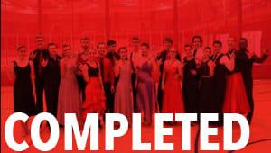 Send the TTU Ballroom Dance Club to Competitions!