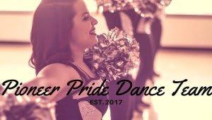 2019-20 Pioneer Pride Dance Team