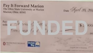 The Ohio State University at Marion Pay It Forward Project